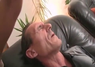 Real incest action with a leggy stepdaughter
