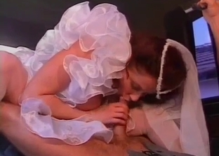 Bride cheat with her lustful stepbrother